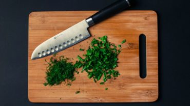 How to sharpen kitchen knife