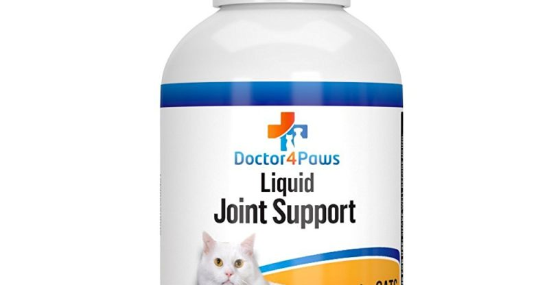 Doctor4Paws liquid joint support for cats